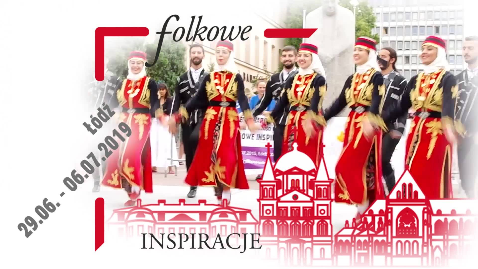 IX Folkowe Inspiracje - Folkowy Korowód Jadą wozy kolorowe