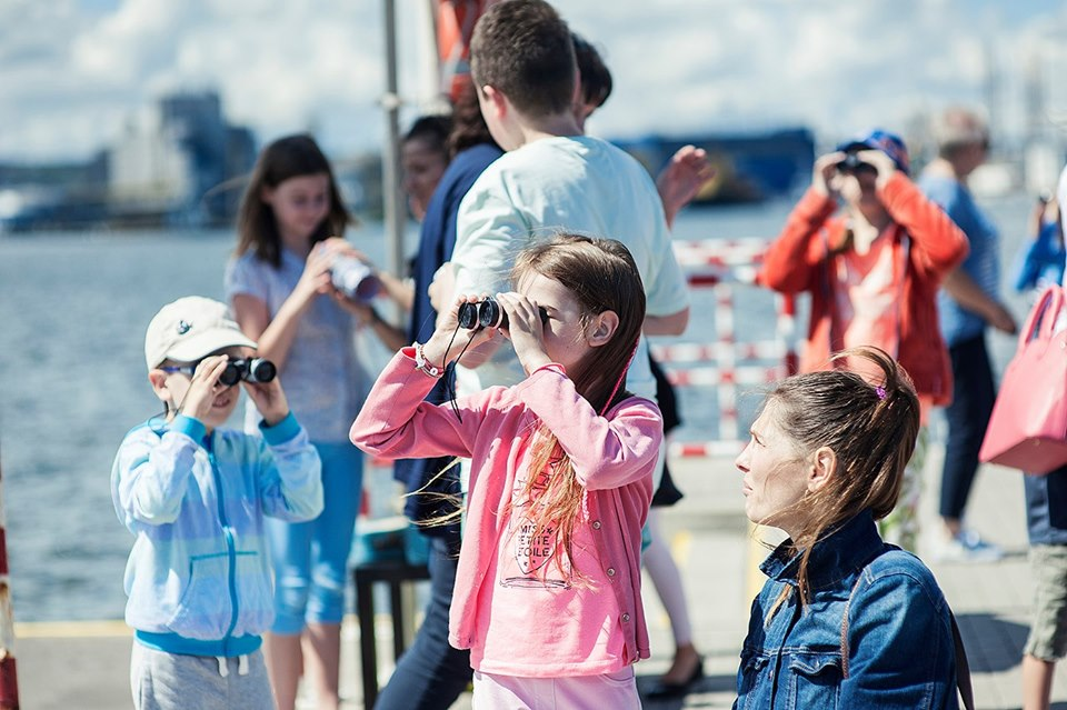Interaktywny spacer dla rodzin z dziećmi