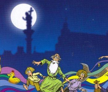 Legendy Warszawskie – spacer dla dzieci