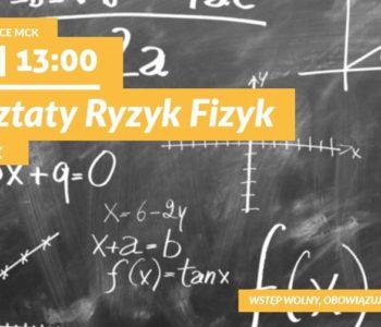 Ryzyk Fizyk w Klubie Urbanowice MCK Tychy