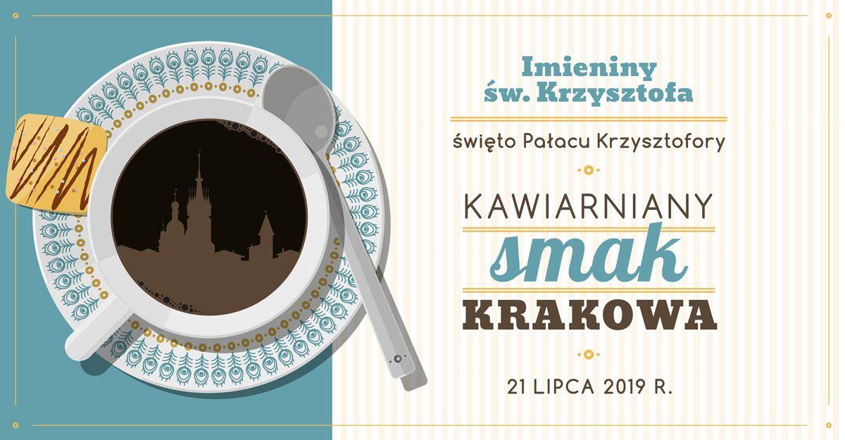 Kawiarniany smak Krakowa