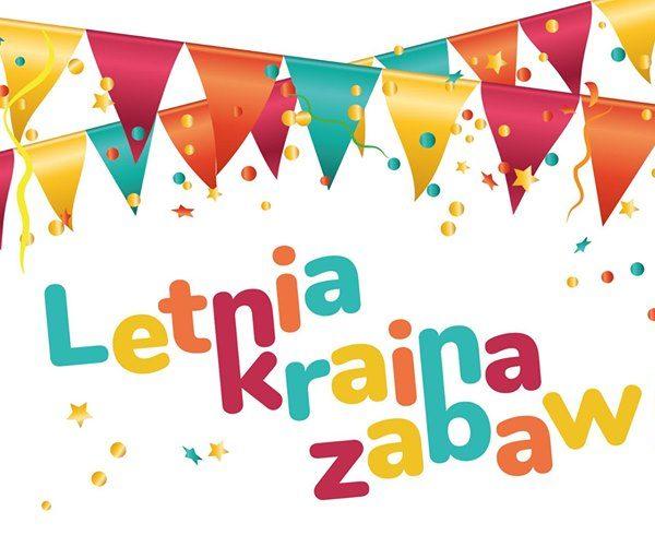 Letnia Kraina Zabaw
