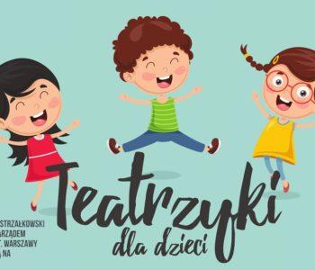 Teatrzyk dla dzieci na placu Europejskim