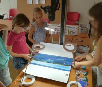 Wakacyjne warsztaty filmowe dla dzieci i młodzieży. Bytom