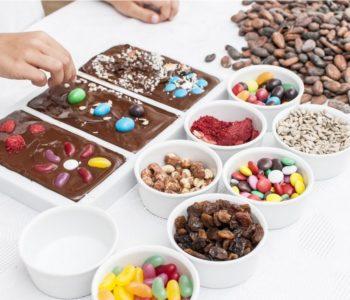 Indywidualne warsztaty czekoladowe dla każdego co godzinę