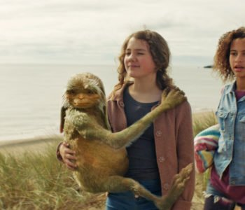 Filmowe spotkania dla dzieci –  Kino Kika. Czworo dzieci i Coś