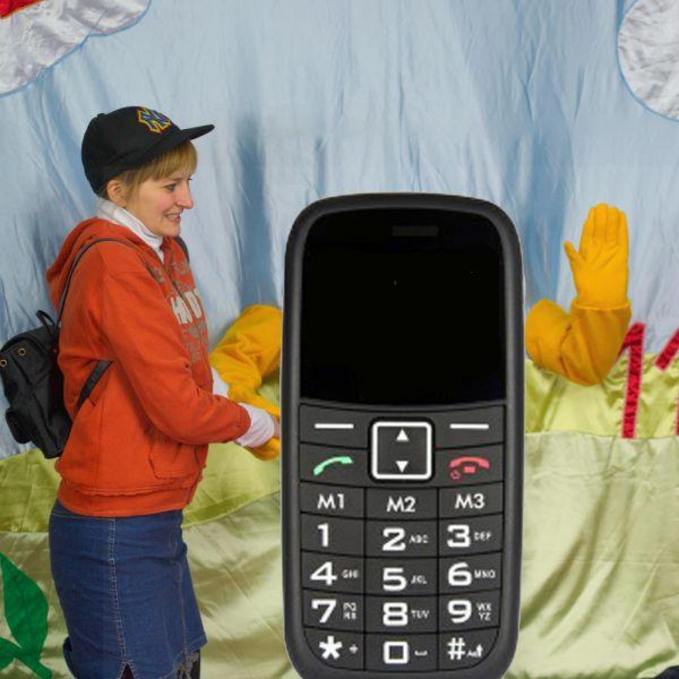Numer 112 - spektakl dla dzieci Teatru Gargulec