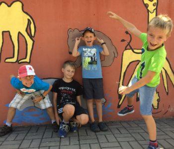 Wakacje w Zoo – ostatnie wolne miejsca!