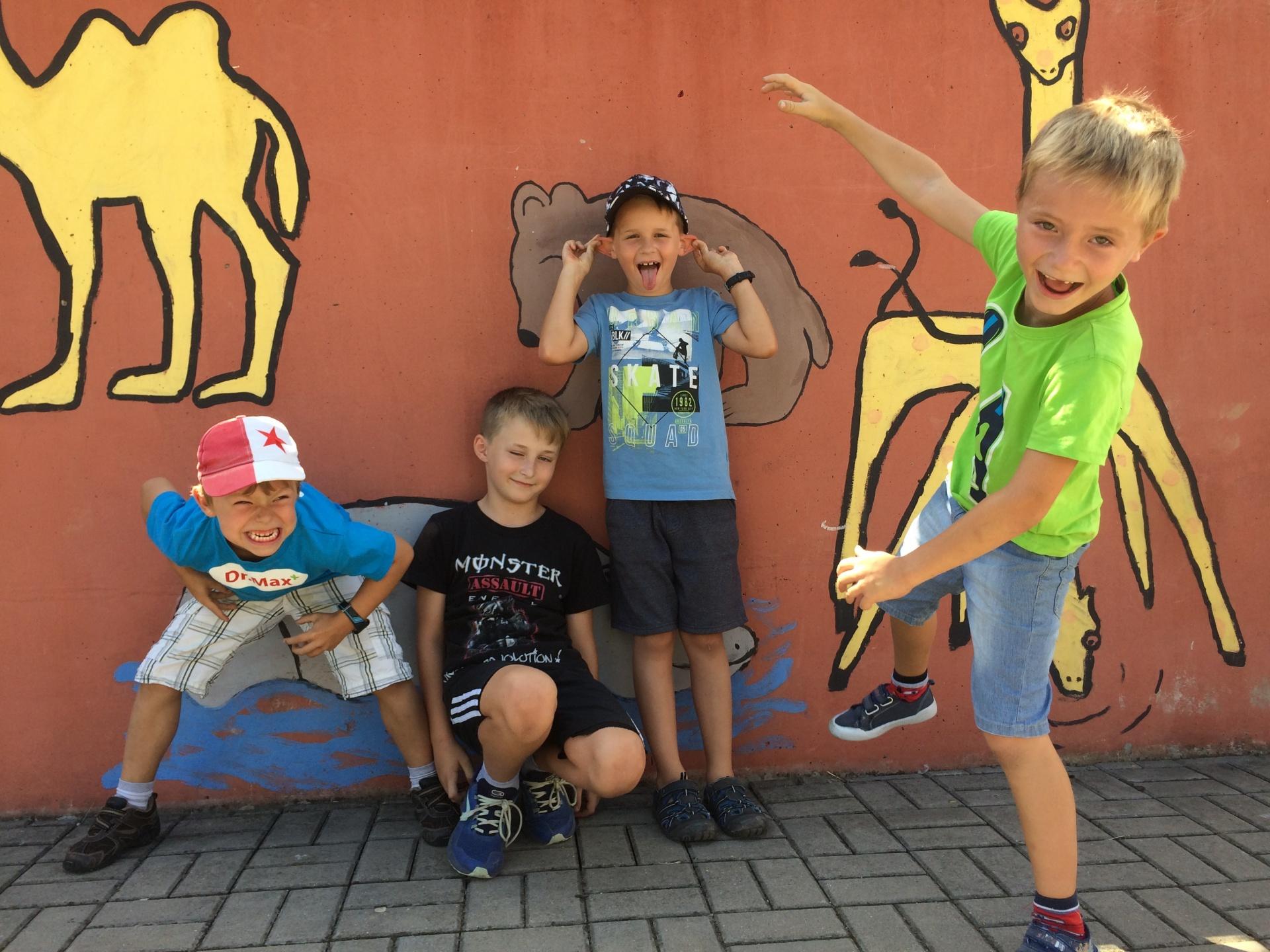 Wakacje w Zoo - ostatnie wolne miejsca!