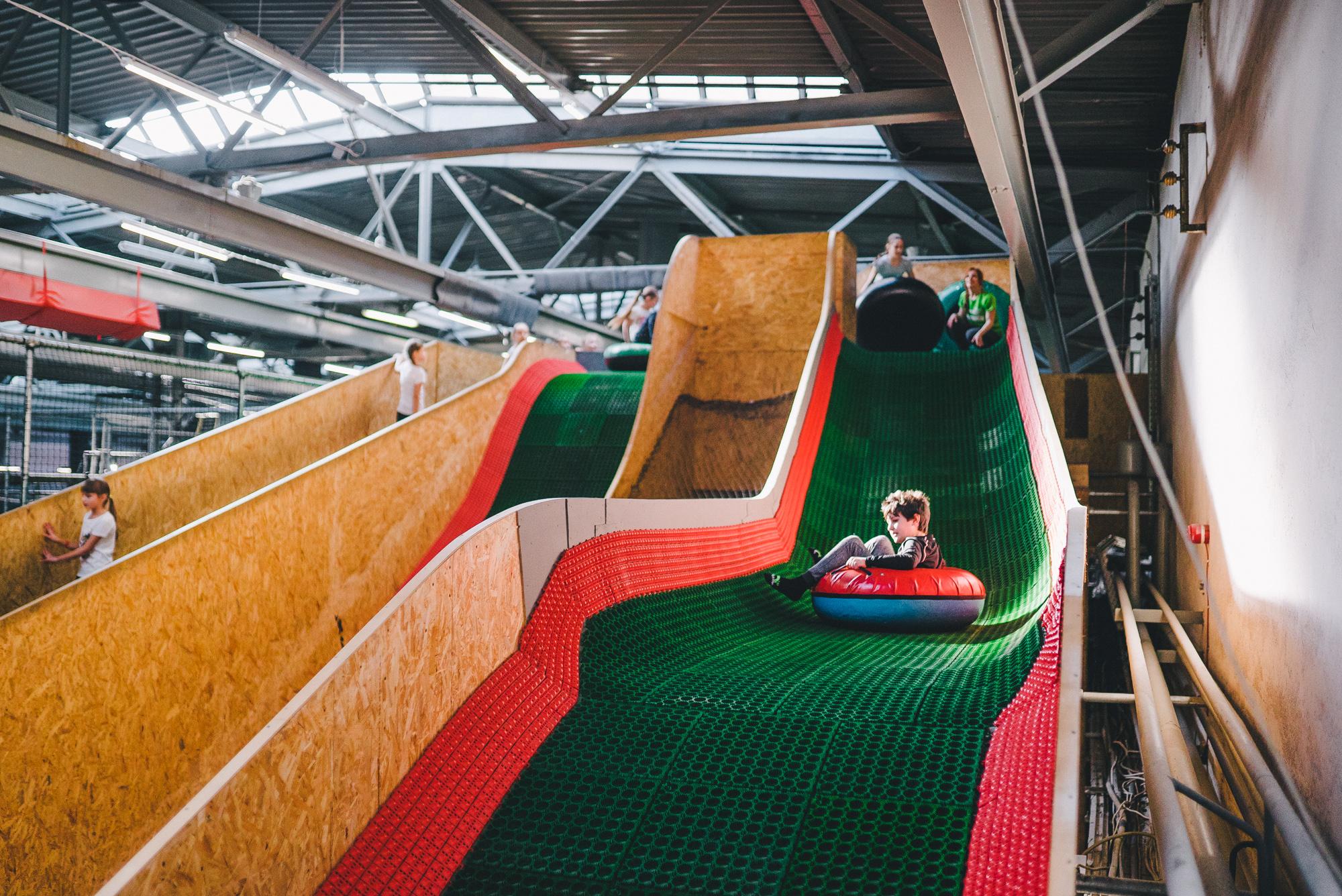 Go JUMP atrakcje dla dzieci Trampoliny