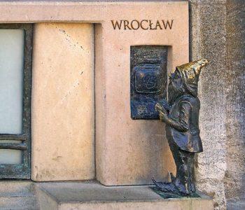 Wrocława spacery po mieście