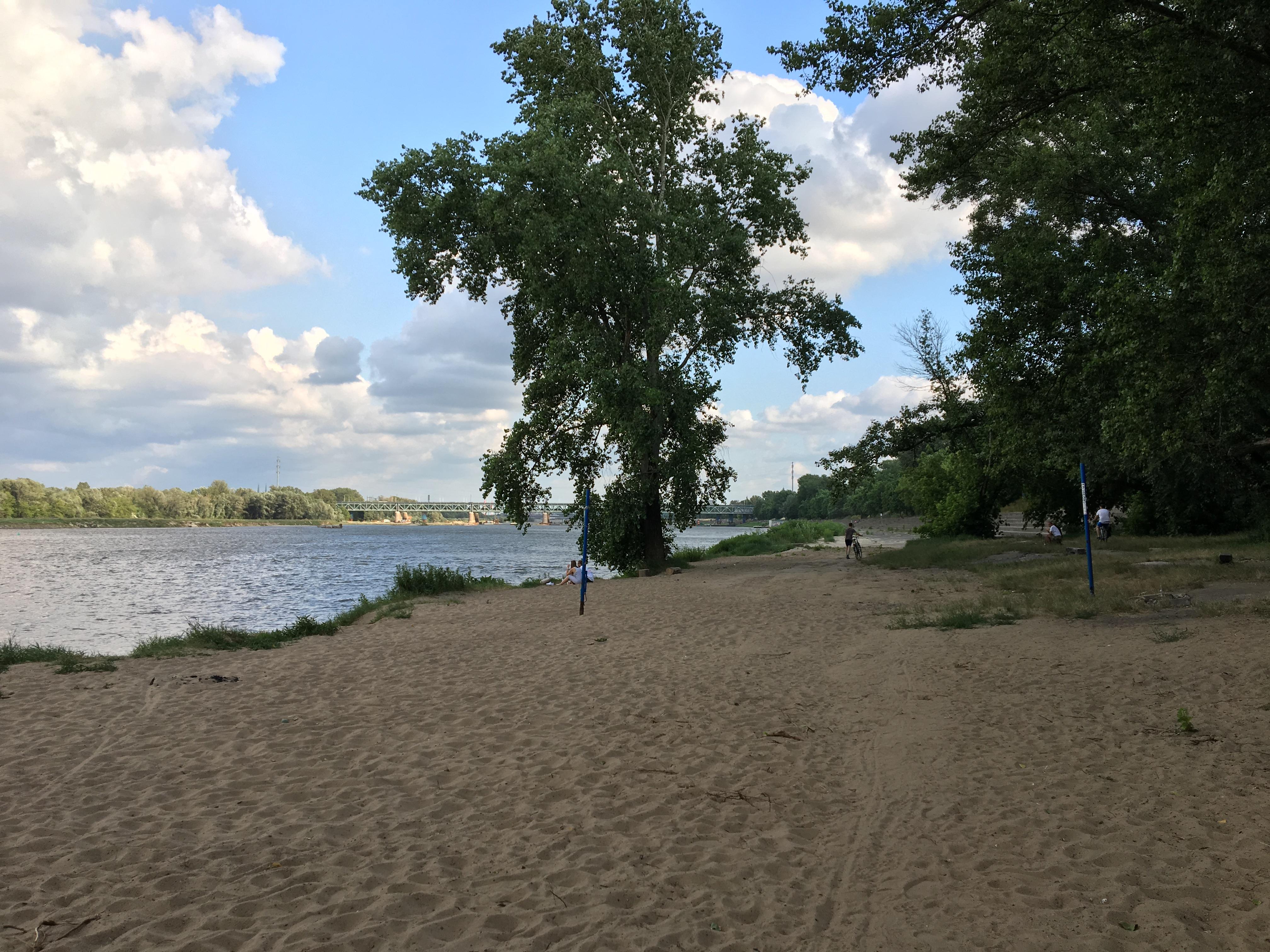 plaża Żoliborz