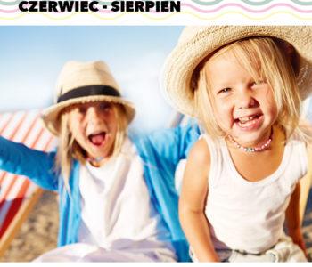 Bajkowy Dzień na plaży w VIVO! Stalowa Wola