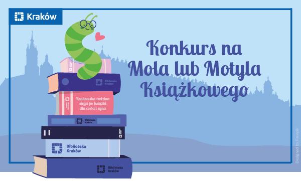Konkurs na najpiękniejszego Mola lub Motyla książkowego