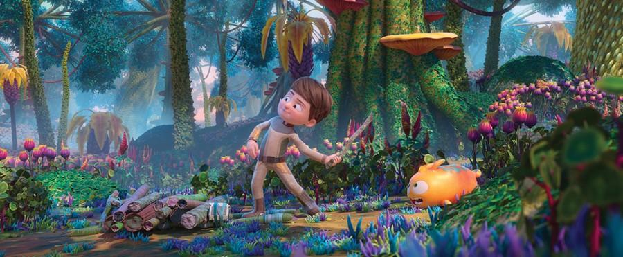 Filmowe spotkania dla dzieci - Mała Kika