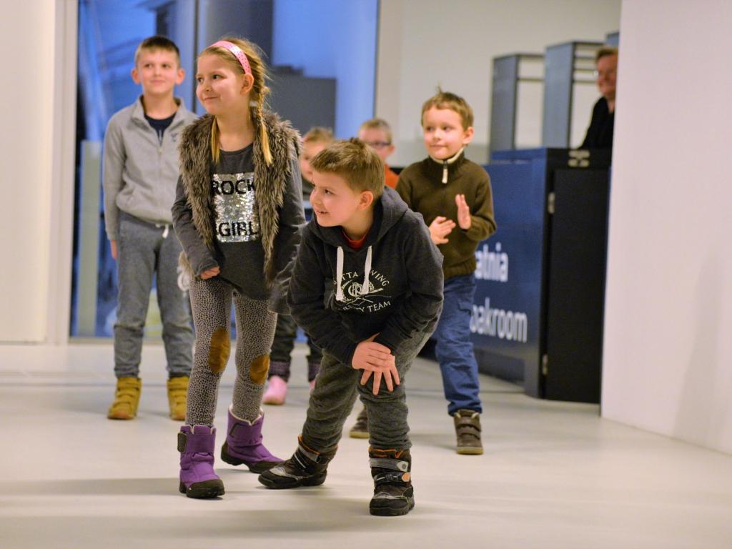 Muzeum dla malucha. Ulice pełne sztuki. Warsztaty w Katowicach