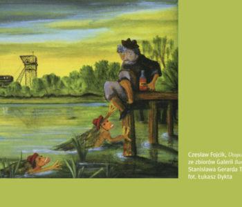 Strachy na Lachy – etnograficzna gra terenowa dla dzieci. Bytom