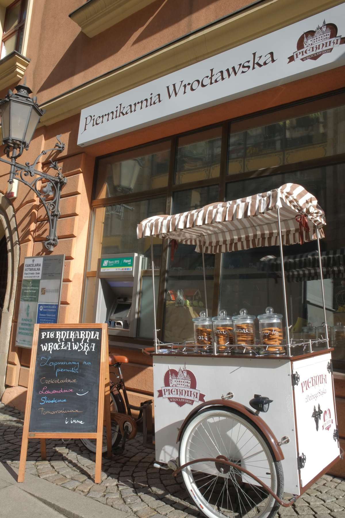 Bezpłatne pokazy wypieku i zdobienia pierników w Piernikarni Wrocławskiej