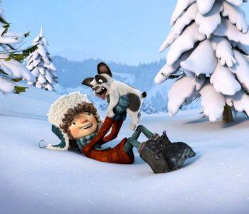 Filmowe spotkania dla dzieci – Mała Kika. Gordon i Paddy