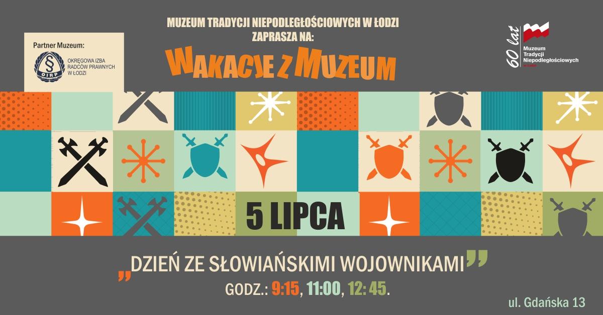 Dzień ze Słowiańskimi Wojownikami