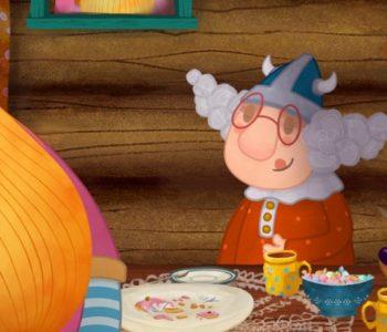 Filmowe spotkania dla dzieci – Mała Kika. Wiking Tappi