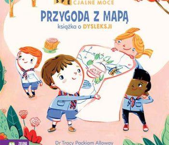 SPEcjalne moce – książki dla dzieci o specjalnych potrzebach edukacyjnych