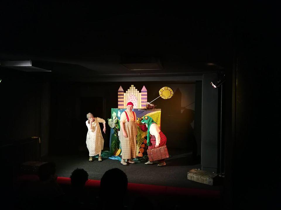 Spektakl dla dzieci: Cmok. Smok