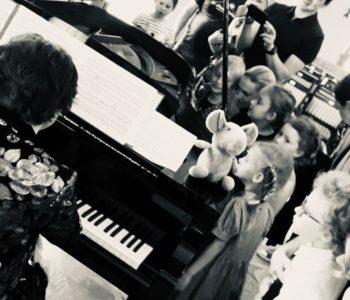 Koncert z cyklu Rybna Dzieciom: Dmuchawce, latawce, wiatr