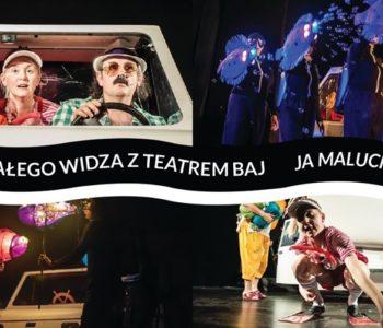 Scena Małego Widza z Teatrem Baj: Ja, Maluch i morze