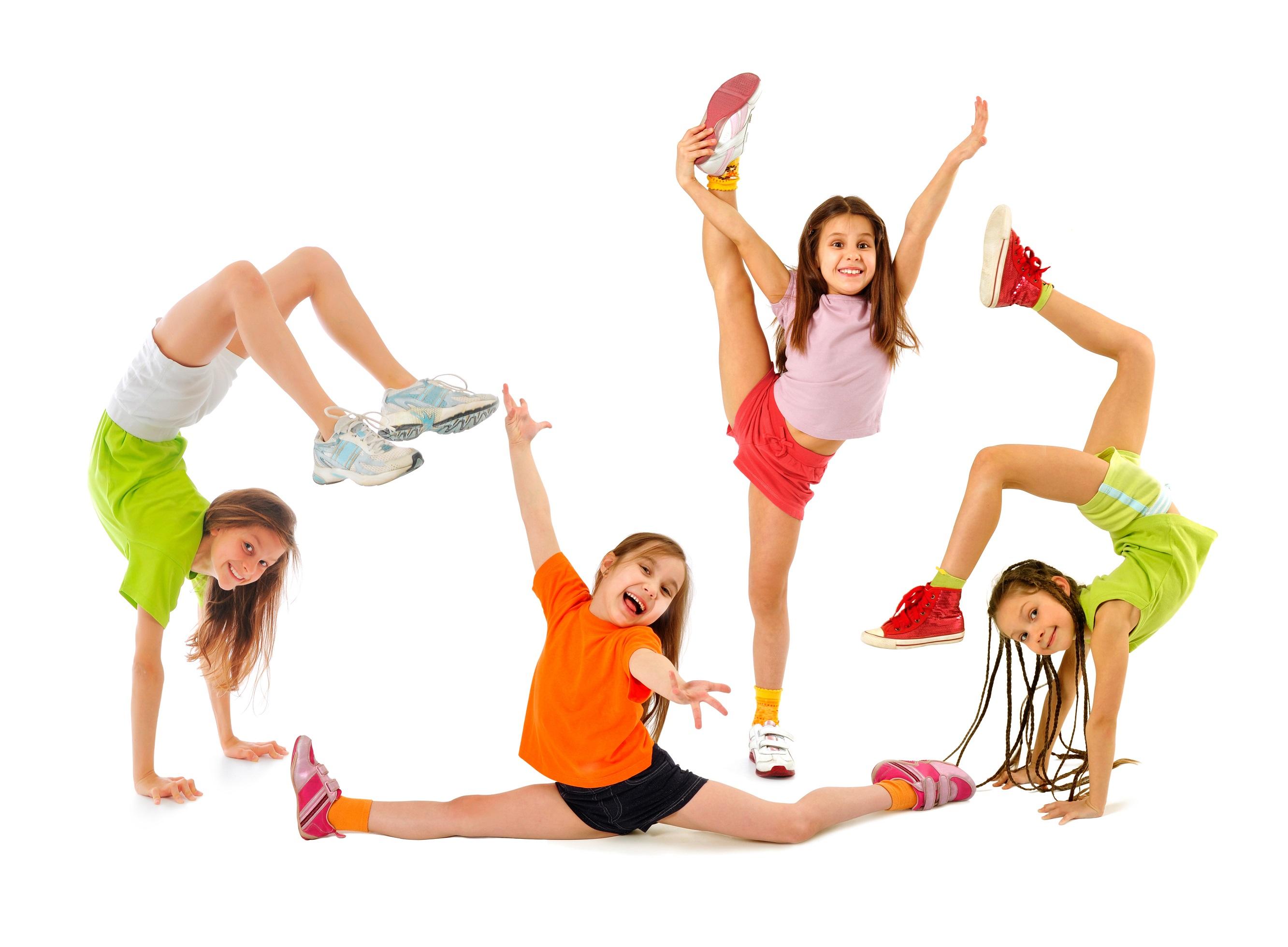 Dni otwarte w Hi! Five Gym - Akademia gimnastyki z elementami akrobatyki