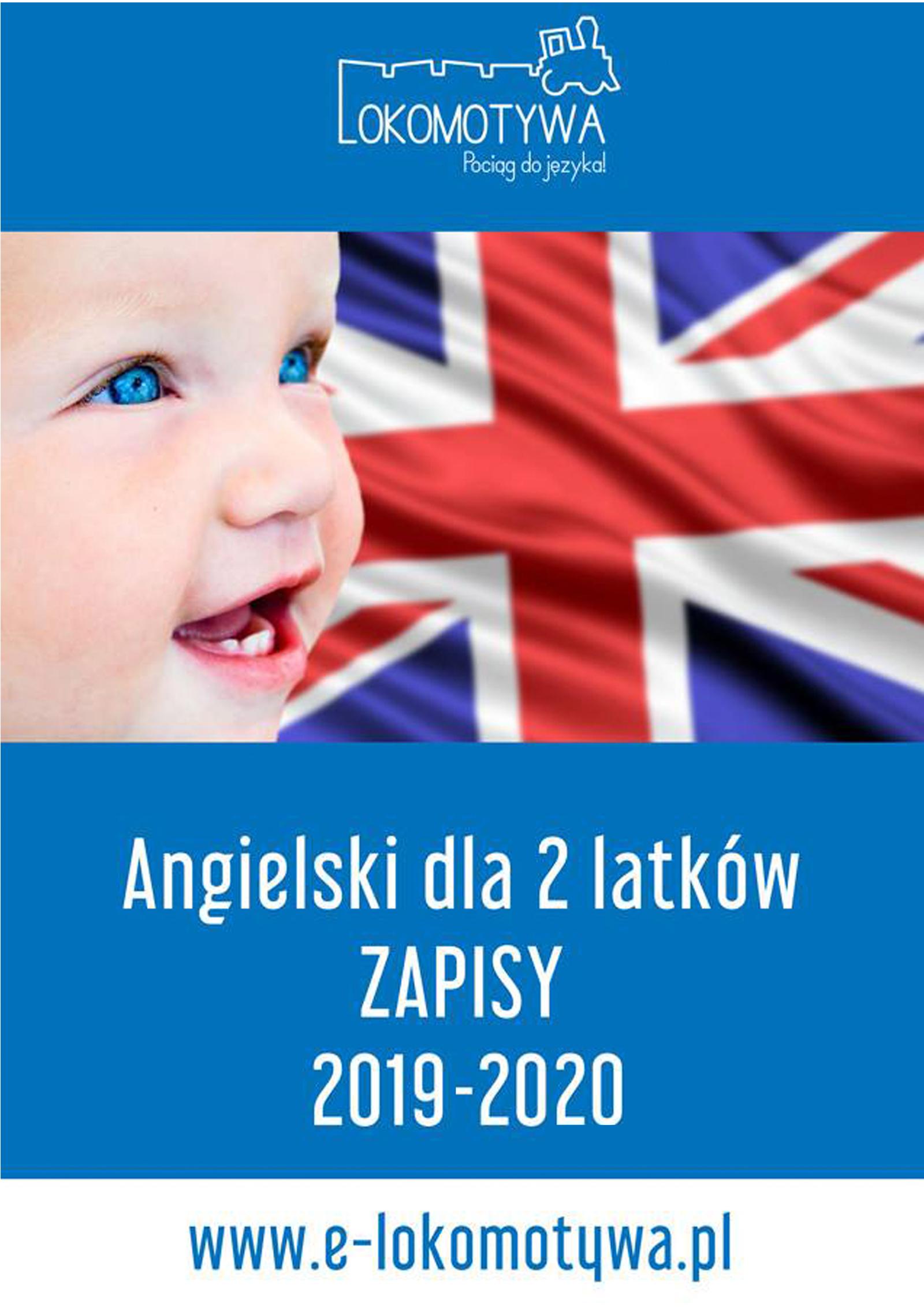 Baby English - angielski dla 2-latków