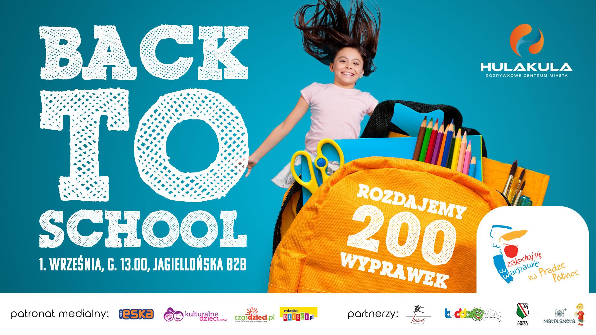Powrót do szkoły w Hulakula