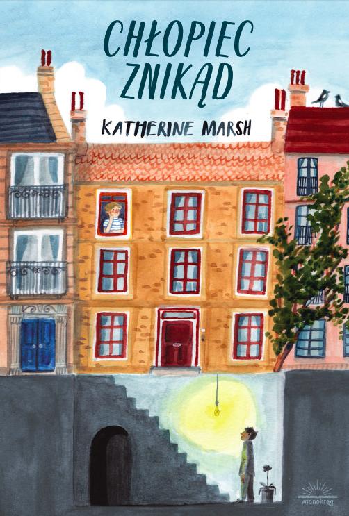 Chłopiec znikąd - Catherine Marsh. Premiera 16 października