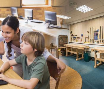 Darmowe zajęcia dla dzieci z projektowania, tworzenia i kreatywnego myślenia. Zagłosuj na projekt!