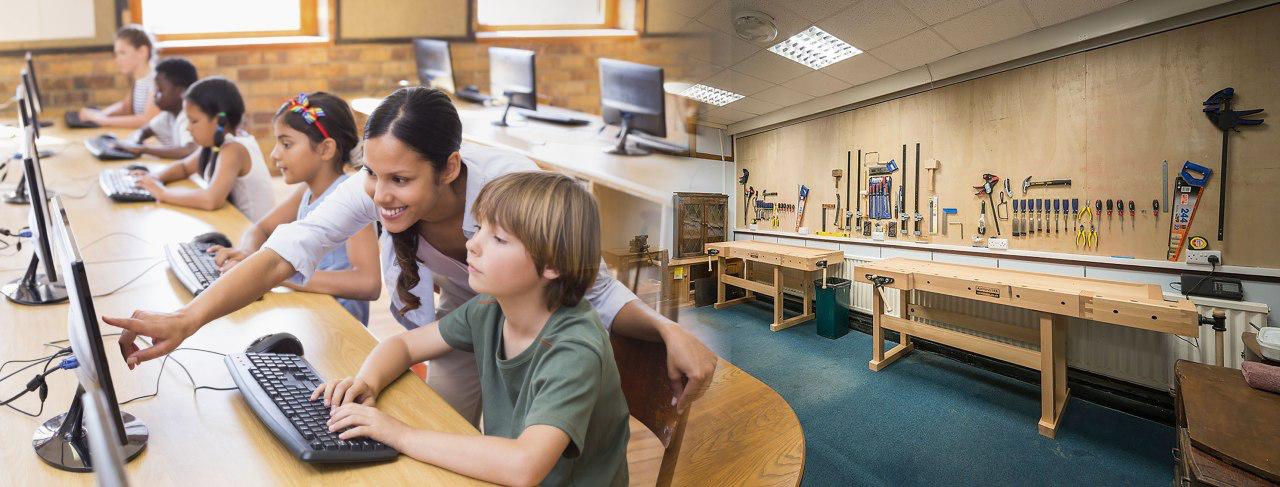 Darmowe zajęcia dla dzieci z projektowania, tworzenia i kreatywnego myślenia