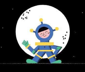 Kosmiczny koniec lata dla dzieci