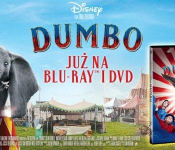 Dumbo premiera Blu-ray™ i DVD