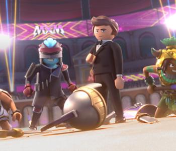 Playmobil. Film w kinach od 23 sierpnia