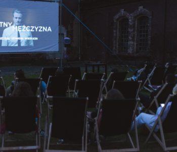 Plenerowy seans filmowy: Piotruś królik. Katowice