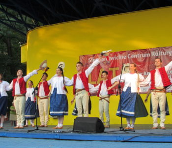 Letnie Święto Folkloru. Siemianowice Śląskie
