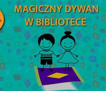 Magiczny Dywan w Bibliotece