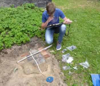 Zmierz się z archeologią. Pożegnanie wakacji z archeologią – warsztaty. Bytom