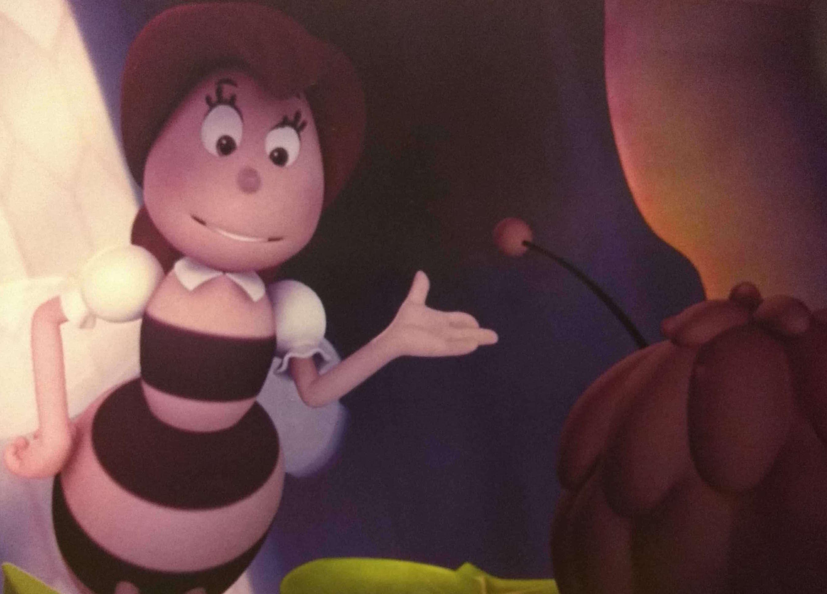 Pszczółka Maja i panna Klementyna