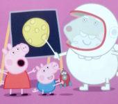 Świnka Peppa i kosmiczny podróżnik
