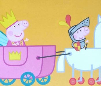Świnka Peppa – Księżniczka Peppa