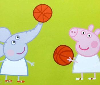 Świnka Peppa – Zwycięska drużyna