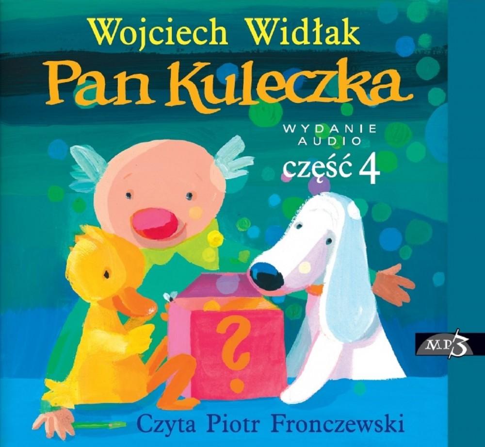 Pan Kuleczka cz. IV - audiobook