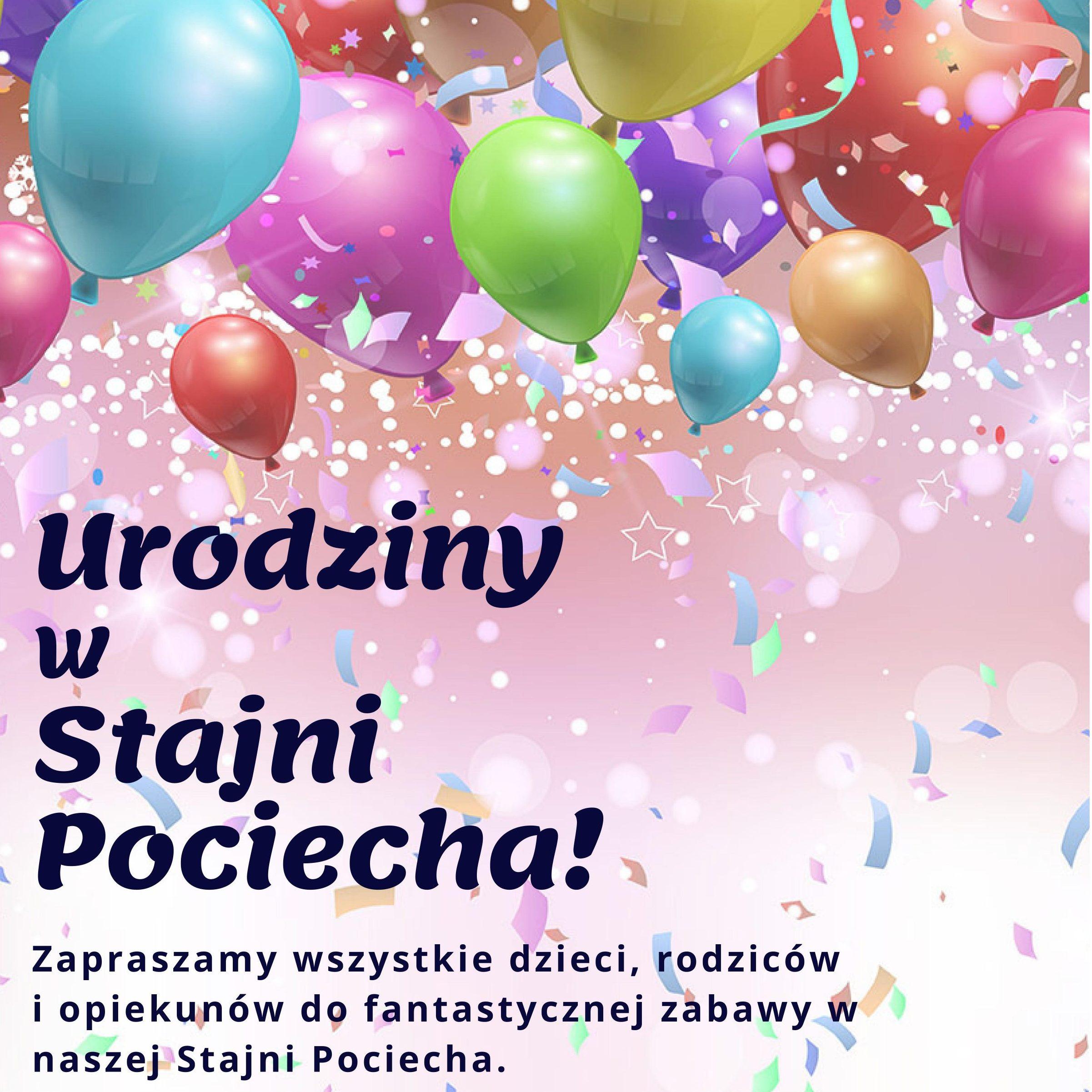 Urodziny w Stajni Pociecha