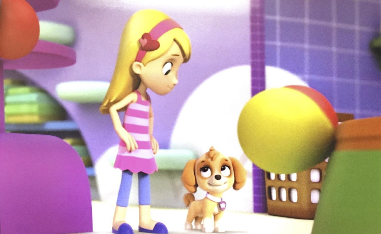 Psi Patrol Skye i Katie