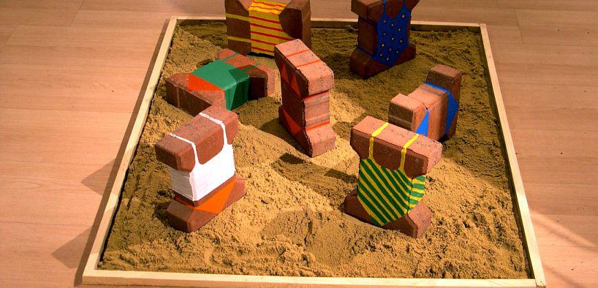 Wakacje z rzeźbą: Sztandary. Gliwice